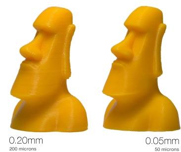 les imprimantes 3d volumic stream filament abs. Black Bedroom Furniture Sets. Home Design Ideas