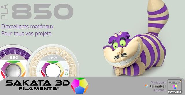 Filament PLA 3D850