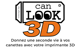 Can look 3D