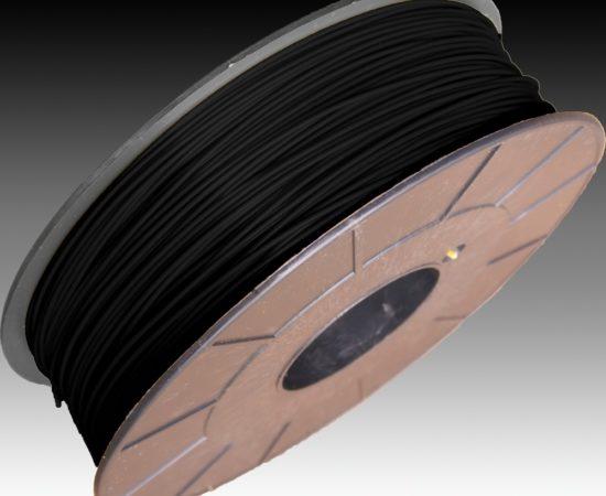 Bobine filament ABS noir