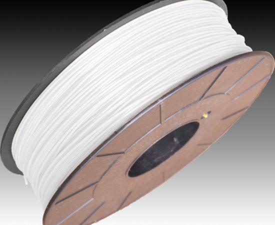 bobine filament abs blanc