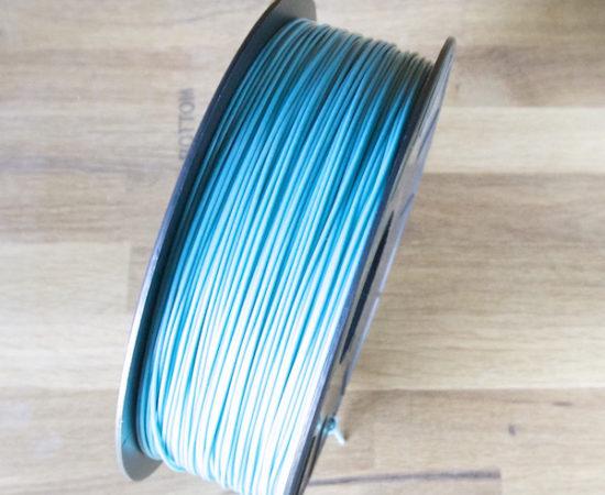 bobine ABS bleu turquoise RAL 5018 - 600