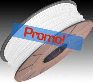bobine ABS blanc ignifugé promotion