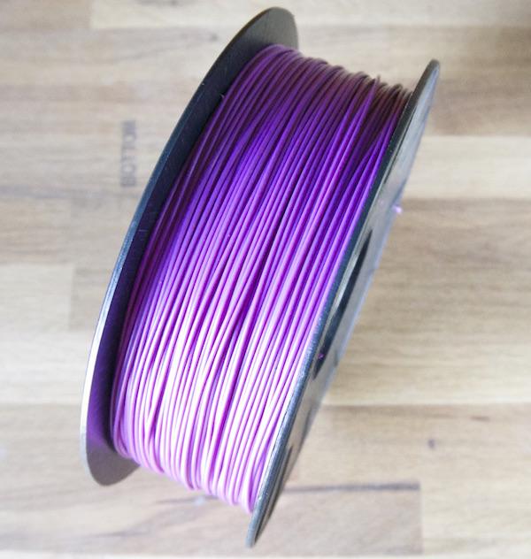 PLA Optimus violet
