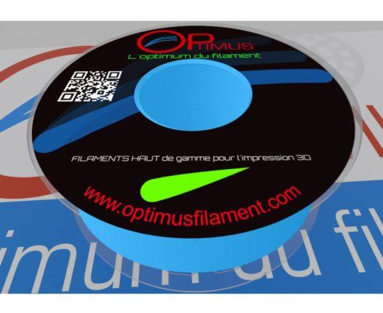 Filament PLA optimus Bleu ciel
