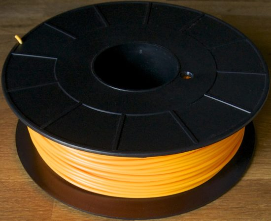 BobineABS Orange fluo 3mm - 1000
