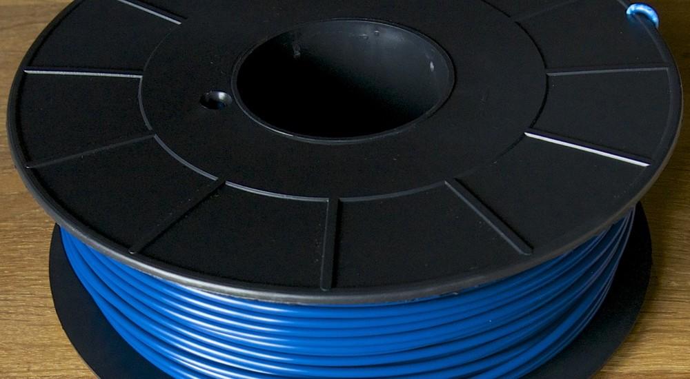 filament abs optimus bleu nuit ral 5013 3mm filament abs. Black Bedroom Furniture Sets. Home Design Ideas
