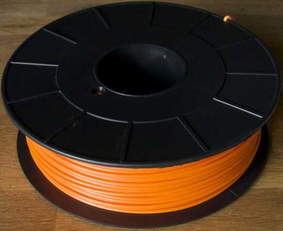 BobineABS orange 3mm - 1000