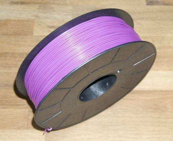 bobine PLA violet RAL 4008