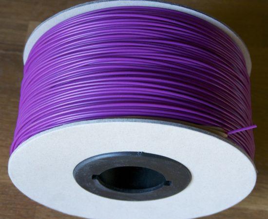 bobine carton abs violet - x1000