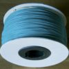 bobine carton abs turquoise