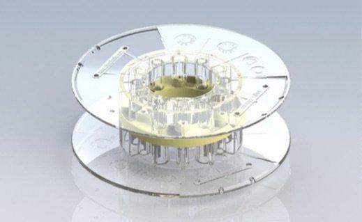 bobine bio flex vide