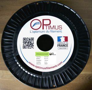 bobine 2,5kg abs kevlar optimus