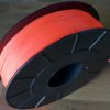 Bobine PLA rouge fluo Optimus