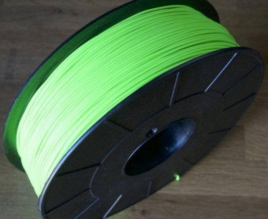 Bobine PLA vert fluo Optimus