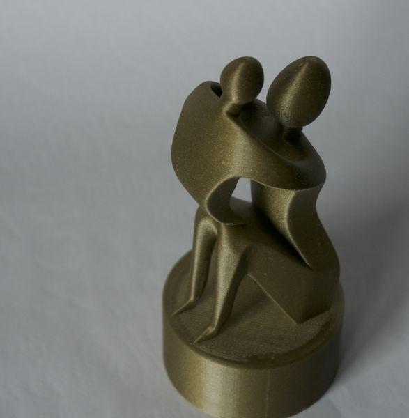 PLA Optimus Bronze