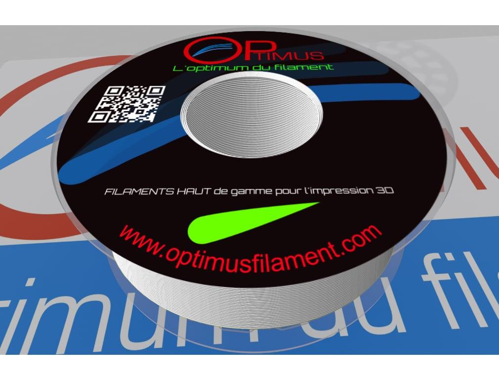 Filament PLA Optimus transparent