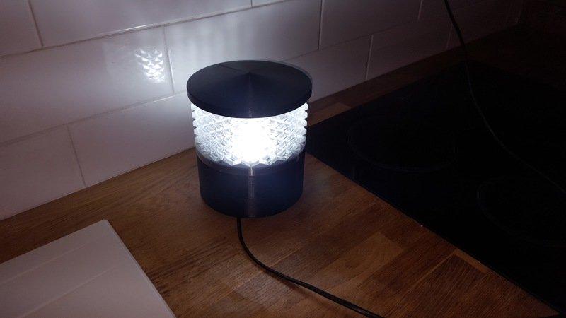 lampe2 PLA 3D850