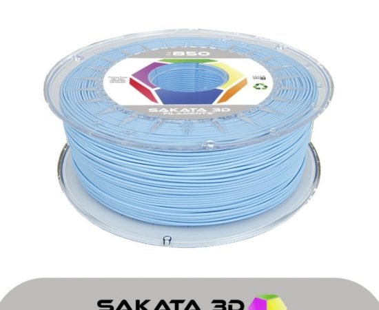 Filament pla 3D850 Bleu Ciel