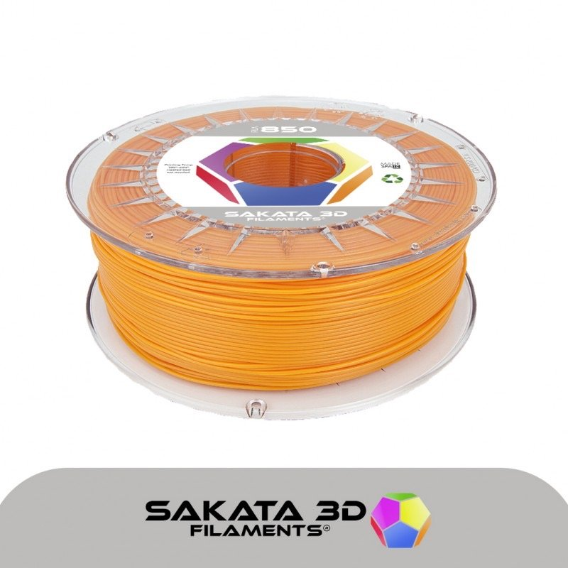 Filament pla 3D850 orange