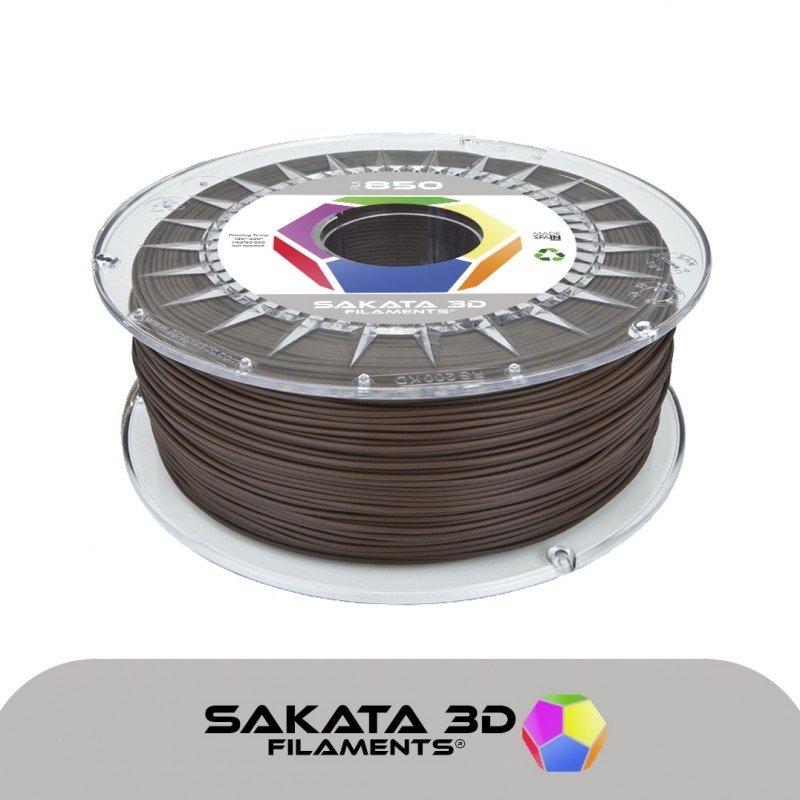 Filament pla 3D850 brun chocolat