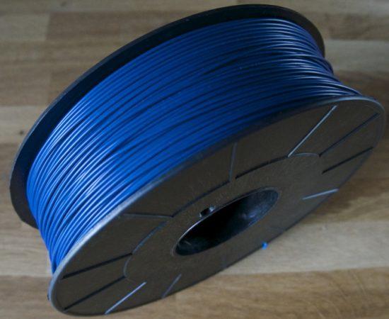 Filament PLA Optimus bleu cobalt ral 5013