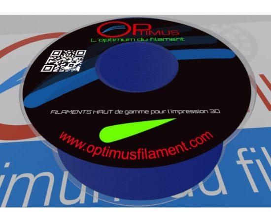 Filament PLA Optimus Bleu cobalt