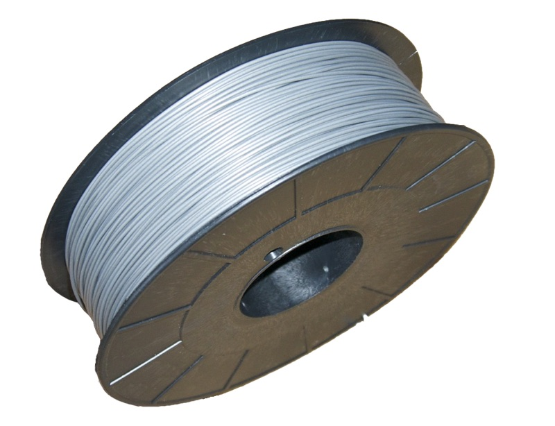 PLA aluminium gris RAL 9007 Optimus