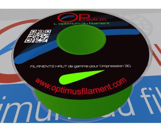 Filament PLA Optimus vert mai