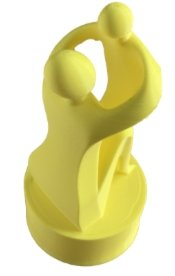 mother_day PLA jaune Optimus