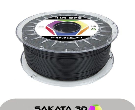 Filament pla ingeo 3d870 noir haute resistance
