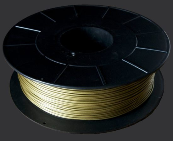 Filament ABS Optimus bronze-Or 3mm