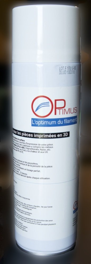 spray lissage optimus 500ml