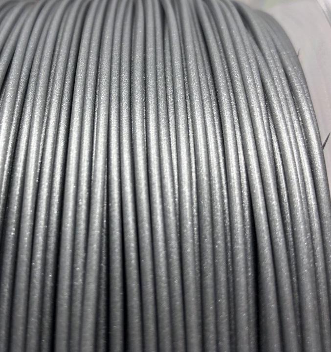 filament pla 3D850 Argent Pailleté