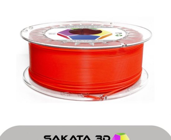 Filament pla 3D850 Orange Flamboyant