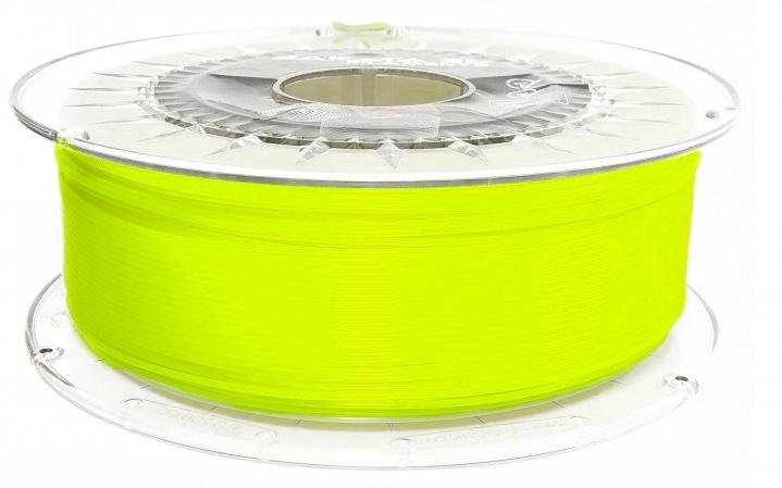 Filament pla 3D850 citron vert fluo Optimus