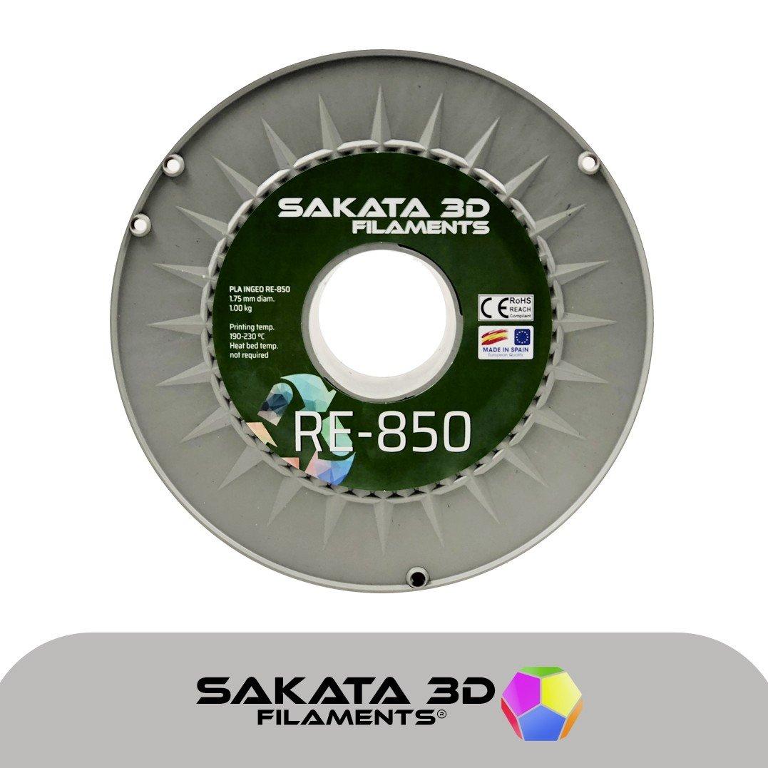 Filament PLA 3D850 recyclé