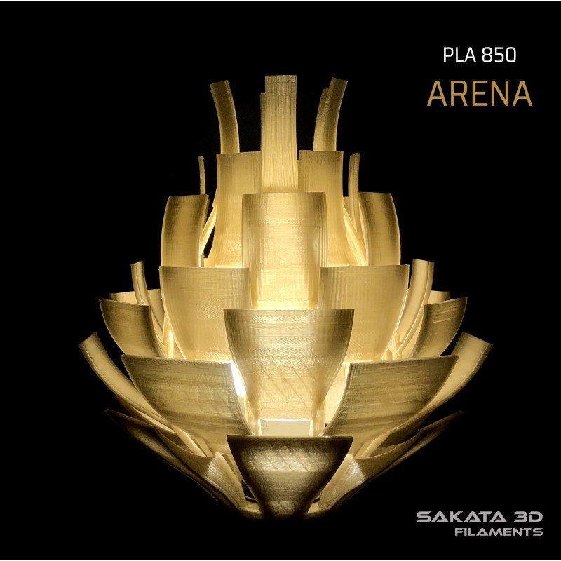 Filament pla-3D850-sable-objet