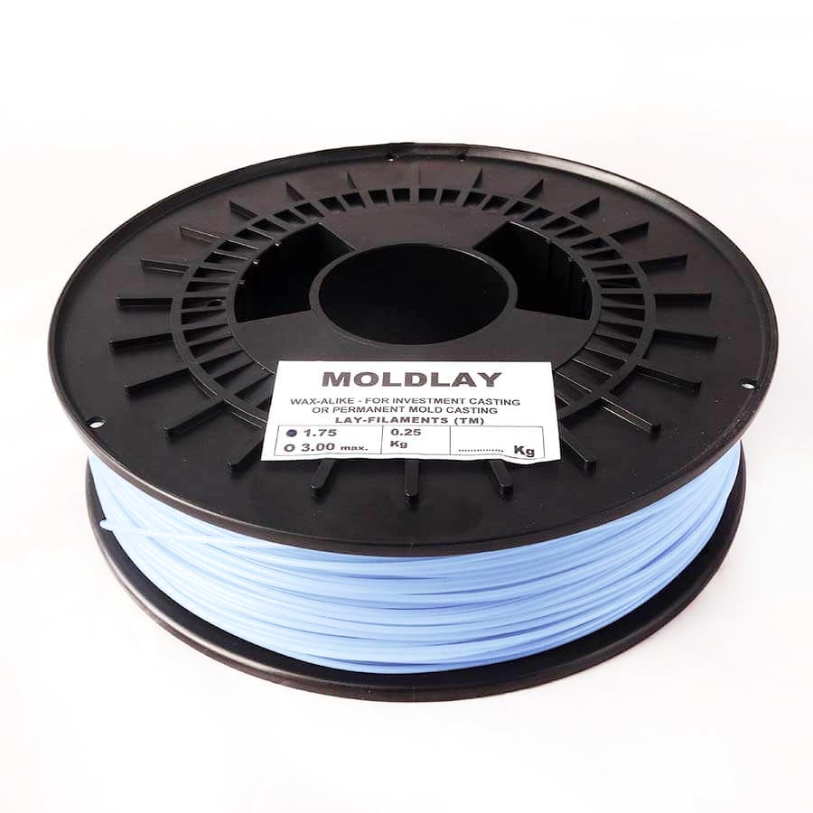 Filament MoldLay Wax moule cire perdue