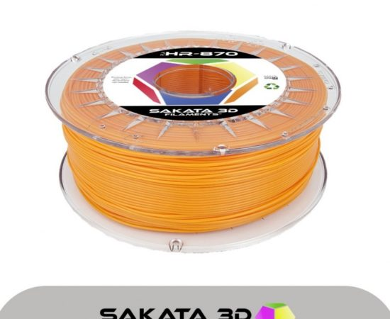 Filament PLA 3D870 Orange Haute Résistance
