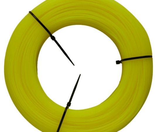 anneau recharge PLA 3D850 MasterSpool jaune