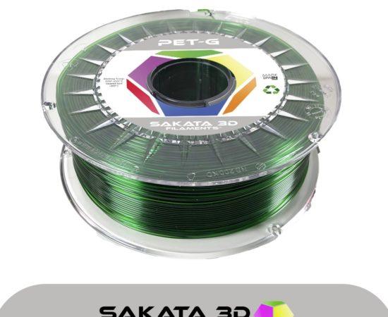 petg emeraude Sakata3D