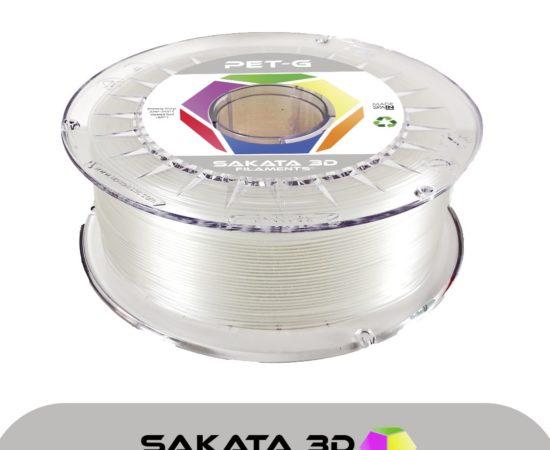 petg transparent Sakata3D