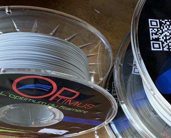 filament ASA gris 300gr